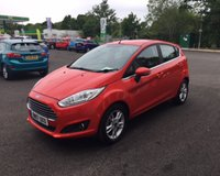 USED 2017 17 FORD FIESTA 1.0 ZETEC ECOBOOST (100PS) THIS VEHICLE IS AT SITE 1 - TO VIEW CALL US ON 01903 892224