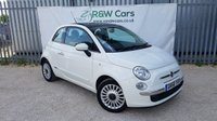 USED 2010 60 FIAT 500 1.2 OPT START-STOP LOUNGE 2010