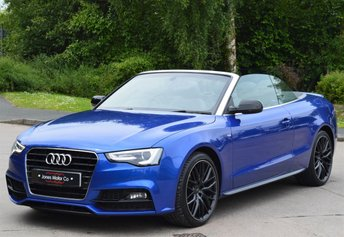 2015 AUDI A5 2.0 TDI S LINE SPECIAL EDITION PLUS 2d 175 BHP £17995.00