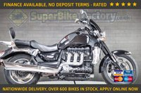 USED 2011 11 TRIUMPH ROCKET III ROADSTER  GOOD & BAD CREDIT ACCEPTED, OVER 600+ BIKES IN STOCK
