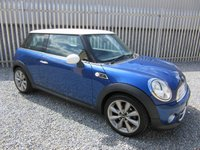 2012 MINI HATCH COOPER 1.6 COOPER LONDON 2012 EDITION 3d 120 BHP £7995.00