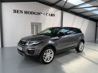 USED 2016 16 LAND ROVER RANGE ROVER EVOQUE 2.0 TD4 SE TECH 5d AUTO 177 BHP 1 Previous Owner! 40k Miles!