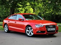 USED 2012 62 AUDI A5 2.0 SPORTBACK TFSI QUATTRO SE 5d AUTO 211 BHP £237 PCM With £1249 Deposit