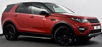 USED 2015 15 LAND ROVER DISCOVERY SPORT 2.2 SD4 HSE 4X4 5dr Auto Pan Roof, Black Pack, Camera +