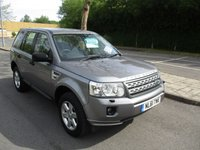 USED 2011 61 LAND ROVER FREELANDER 2.2 TD4 GS 5d 150 BHP WAS £9,495 NOW ONLY £8,995 !!
