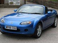 2006 MAZDA MX-5 1.8 I 2d 125 BHP £3495.00