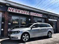 2011 VOLKSWAGEN PASSAT 2.0 SE TDI BLUEMOTION TECHNOLOGY 5d 139 BHP £5000.00