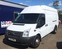 2013 FORD TRANSIT 2.2 460 125 RWD 1d 124 BHP £5295.00