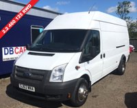 USED 2013 63 FORD TRANSIT 2.2 460 125 RWD 1d 124 BHP NO DEPOSIT AVAILABLE, DRIVE AWAY TODAY!!