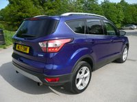 USED 2017 FORD KUGA 1.5 ST-LINE X 5d 148 BHP