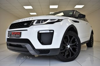 2016 LAND ROVER RANGE ROVER EVOQUE 2.0 TD4 HSE DYNAMIC 3 DOOR AUTOMATIC £26995.00