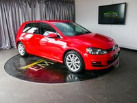 USED 2013 63 VOLKSWAGEN GOLF 2.0 GT TDI BLUEMOTION TECHNOLOGY DSG 5d AUTO 148 BHP £0 DEPOSIT FINANCE AVAILABLE,  ADAPTIVE CRUISE CONTROL WITH FRONT ASSIST, AIR CONDITIONING, AUTOMATIC HEADLIGHTS, BLUETOOTH CONNECTIVITY, CLIMATE CONTROL, DAB RADIO, DAYTIME RUNNING LIGHTS, ELECTRONIC PARKING BRAKE WITH AUTO HOLD, PARKING SENSORS, SATELLITE NAVIGATION, STEERING WHEEL CONTROLS, TRIP COMPUTER
