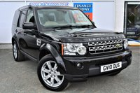 USED 2010 10 LAND ROVER DISCOVERY 4 3.0 TDV6 XS 5d 7 Seat Family SUV with Lovely Low Mileage and Very Well Maintained 2 FORMER KEEPERS