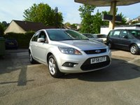 USED 2008 58 FORD FOCUS 1.6 ZETEC TDCI 5d 108 BHP