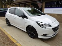 2015 VAUXHALL CORSA 1.2 LIMITED EDITION 5d 69 BHP £SOLD