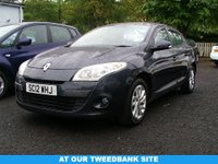 USED 2012 12 RENAULT MEGANE 1.6 EXPRESSION PLUS 5d 110 BHP AT OUR TWEEDBANK SITE
