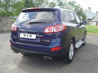 USED 2011 11 HYUNDAI SANTA FE 2.2 PREMIUM CRDI 5d 194 BHP ///  THIS VEHICLE COST ALMOST £25K WHEN NEW   ///