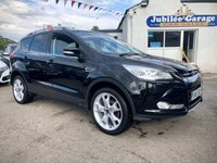 USED 2013 13 FORD KUGA 2.0 TITANIUM X TDCI 5d 160 BHP Heated Leather, Cruise Control, Parking Sensors!
