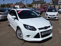 USED 2012 12 FORD FOCUS 1.6 ZETEC S TDCI 5d 113 BHP FULL APPEARANCE PACK BODYKIT WITH BOOT SPOILER,PRIVACY GLASS,FRONT SPLITTER,