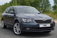 2015 SKODA SUPERB 2.0 ELEGANCE TDI CR DSG 5d AUTO 139 BHP £8850.00