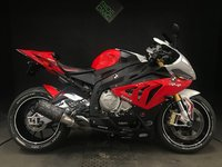 2013 BMW S1000RR SPORT ABS 2013. FSH. 9772. DE-CAT. PILLION PACK. MANY EXTRAS. A BEAUTY £8999.00