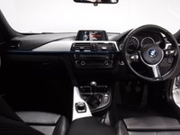 USED 2014 14 BMW 3 SERIES 2.0 318D M SPORT 4d 141 BHP BLUETOOTH,  CRUISE CONTROL, CLIMATE CONTROL. MSPORT PACK.