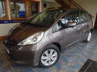 USED 2011 11 HONDA JAZZ 1.3 I-VTEC ES 5d 98 BHP ONE LADY OWNER FROM NEW!
