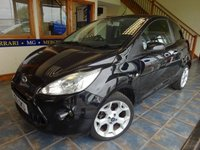 USED 2012 61 FORD KA 1.2 METAL 3d 69 BHP TOP SPEC, 1ST TO SEE WILL BUY!