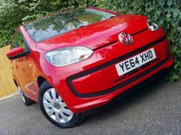 2014 VOLKSWAGEN UP 1.0 MOVE UP 5d 59 BHP £5999.00