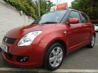 USED 2008 58 SUZUKI SWIFT 1.5 GLX 5d 99 BHP GUARANTEED TO BEAT ANY 'WE BUY ANY CAR' VALUATION ON YOUR PART EXCHANGE