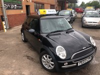 USED 2003 03 MINI HATCH ONE 1.6L ONE 3d 89 BHP