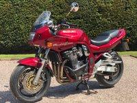 1998 SUZUKI GSF 1200 S BANDIT 1157cc GSF 1200 SX  £2350.00