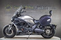 USED 2013 13 DUCATI DIAVEL STRADA  GOOD & BAD CREDIT ACCEPTED, OVER 600+ BIKES IN STOCK