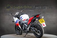 USED 2016 16 HONDA CBR125 - NATIONWIDE DELIVERY, USED MOTORBIKE. GOOD & BAD CREDIT ACCEPTED, OVER 600+ BIKES IN STOCK
