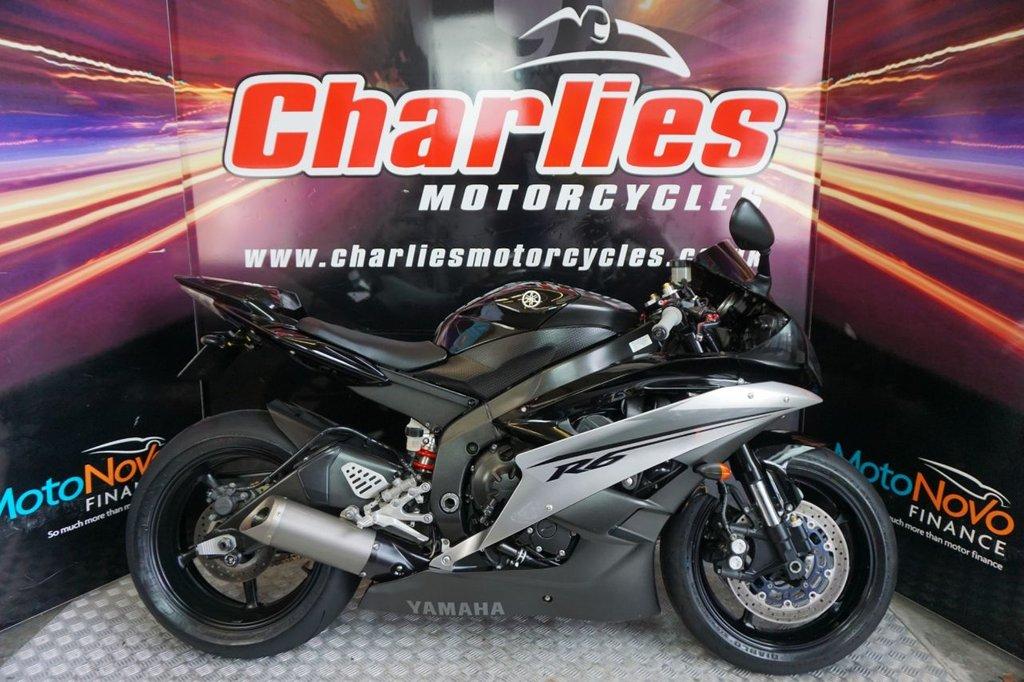 2007 Yamaha Yzf Yzf R6 £4,995