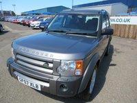 2007 LAND ROVER DISCOVERY 2.7 3 TDV6 SE 5d AUTO 188 BHP £6695.00