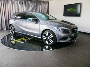 2013 MERCEDES-BENZ A CLASS 1.8 A180 CDI BLUEEFFICIENCY SPORT 5d AUTO 109 BHP £10350.00