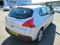 USED 2012 S PEUGEOT 3008 1.6 ACTIVE HDI FAP 5d 112 BHP