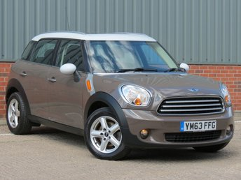 2014 MINI COUNTRYMAN 1.6 COOPER D 5d 112 BHP £7995.00