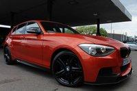 2014 BMW 1 SERIES 2.0 116D M SPORT 5d 114 BHP £11990.00