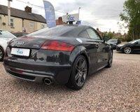 USED 2013 AUDI TT 2.0 TFSI BLACK EDITION 2d 208 BHP