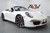 USED 2012 12 PORSCHE 911 MK 991 3.8 CARRERA S PDK 2d AUTO 400 BHP