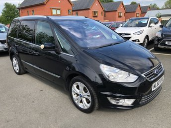 2010 FORD GALAXY 2.0 TITANIUM X TDCI 5DOOR 138 BHP £6995.00