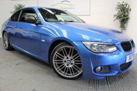 2013 BMW 3 SERIES 2.0 320D M SPORT 2d 181 BHP £SOLD