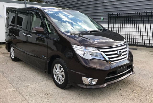 View our NISSAN SERENA