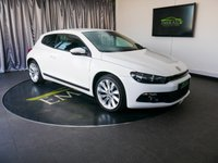 USED 2012 12 VOLKSWAGEN SCIROCCO 2.0 GT TDI BLUEMOTION TECHNOLOGY 2d 140 BHP £0 DEPOSIT FINANCE AVAILABLE, ACC ADAPTIVE CHASSIS CONTROL, AUTOMATIC HEADLIGHTS, AUX INPUT, BLUETOOTH CONNECTIVITY, CLIMATE CONTROL, CRUISE CONTROL, FULL LEATHER UPHOLSTERY, HEATED SEATS, SATELLITE NAVIGATION, STEERING WHEEL CONTROLS, TRIP COMPUTER
