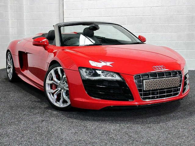 View our 2016 V AUDI R8 5.2 V10 PLUS QUATTRO 2d AUTO 602 BHP