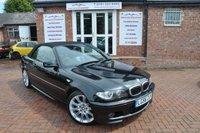2006 BMW 3 SERIES 2.0 320CD M SPORT EDITION 2d 148 BHP £3995.00