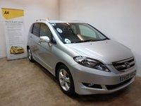 2009 HONDA FR-V 2.2 I-CTDI EX 5d 140 BHP £3990.00