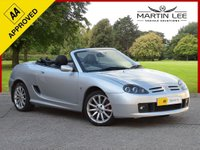 USED 2003 53 MG TF 1.8 120 STEPSPEED 2d AUTO 119 BHP CLASSIC STEPSPEED MGTF ONLY 41000 MILES